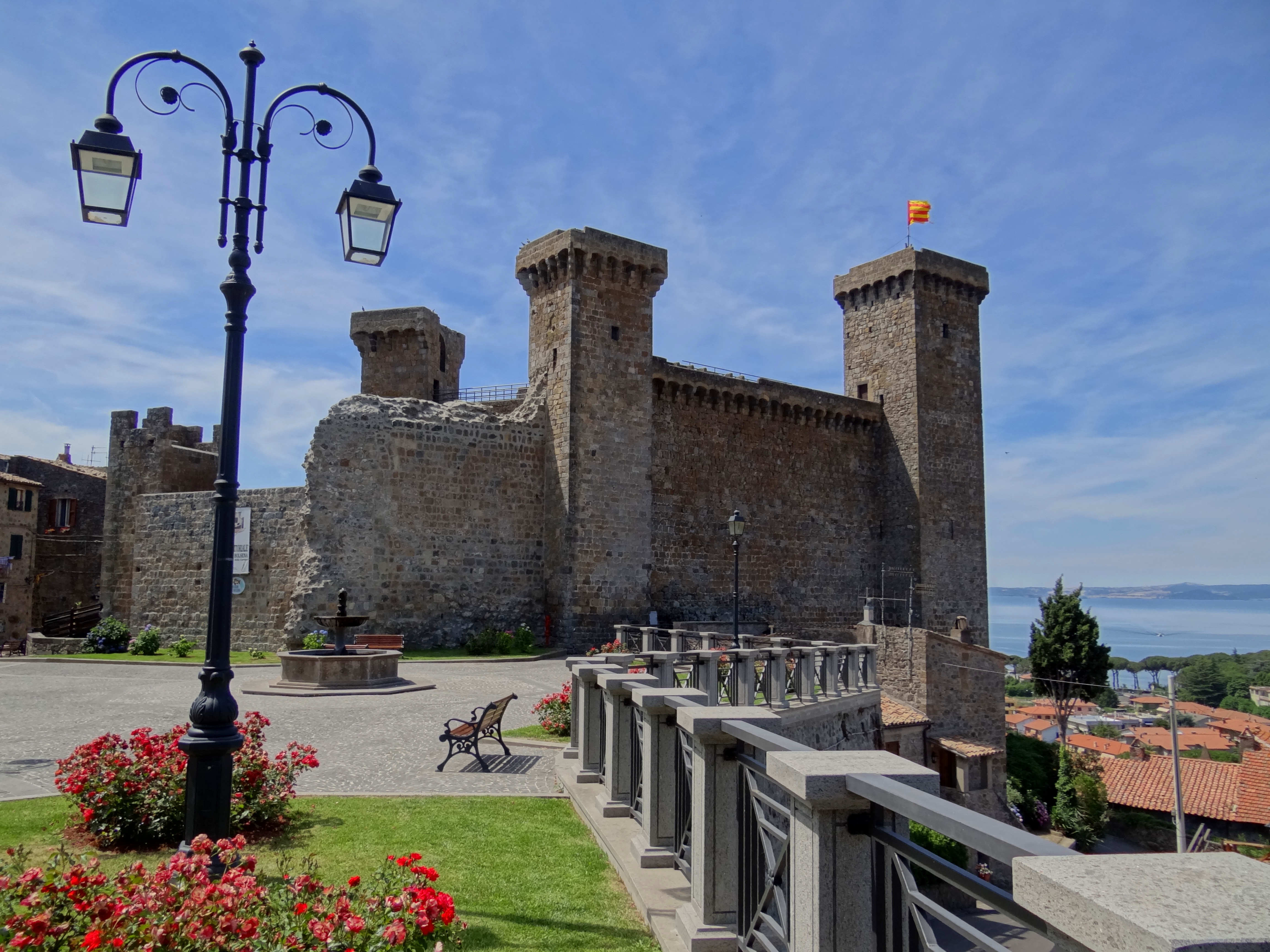 holiday hotel bolsena